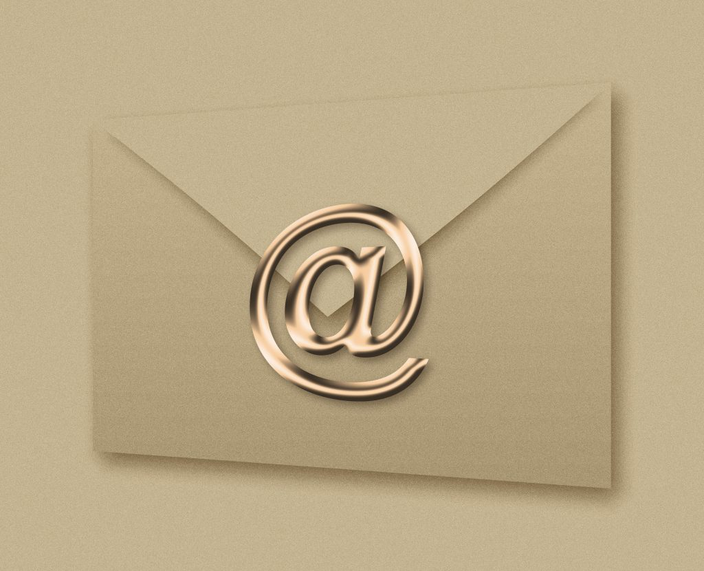relationship boosting email roadmap